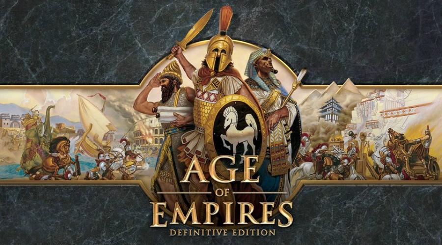 Age of Empires - Portada
