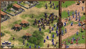 Age of empires - Diferencia