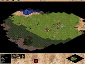 Age of empires - Game 2