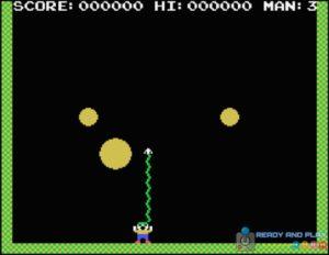 Cannon Ball MSX