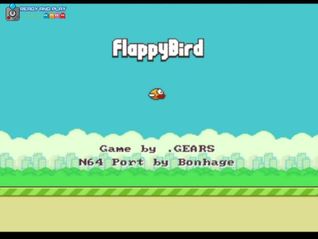 Flappy Bird N64- Intro