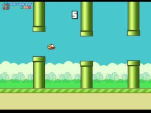 Flappy Bird N64- Juego