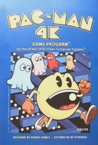 Pac-man 4k Manual