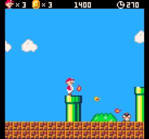 Pico-8 Super Mario Bros