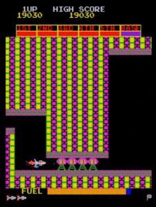 Scramble Arcade