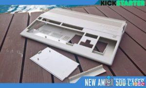 Nuevas Carcasas Amiga 500