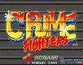Crime Fighters o Vendetta (1)