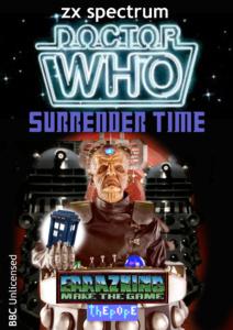 Carátula Doctor Who