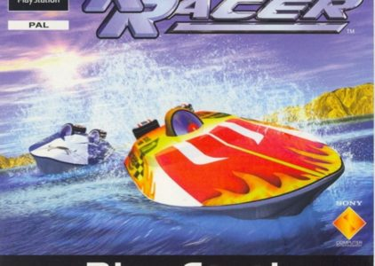 Rapid Racer: Carreras acuáticas en Play Station 1