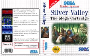 Silver Valley, Caratula completa.