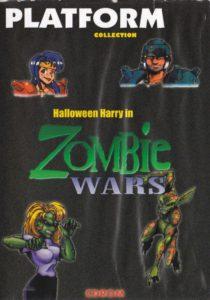 zombie wars portada