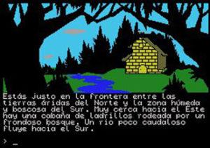 Aventura Oiginal MSX