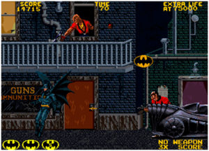 Batman Arcade Version