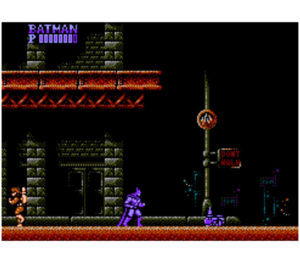 Batman Famicon