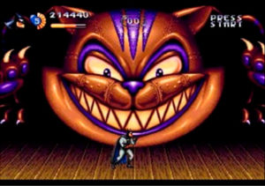 Batman & Robin Megadrive
