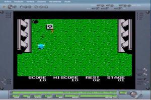 Knightmare en Blue MSX