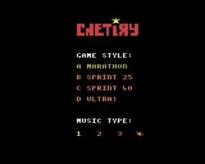 Chetiry Modos - Atari 2600