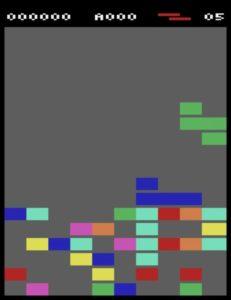 Chetiry juego - Atari 2600