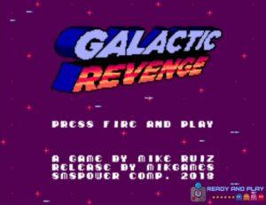 Galactic Revenge - Intro