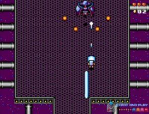 Galactic Revenge - Miniboss