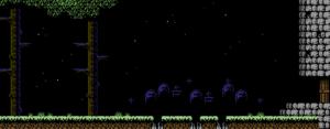 La abadia de los muertos - Entrada - C64