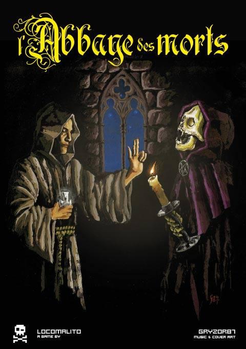 La abadia de los muertos - Portada