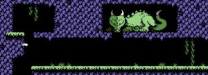 La abadia de los muertos - dragon - C64