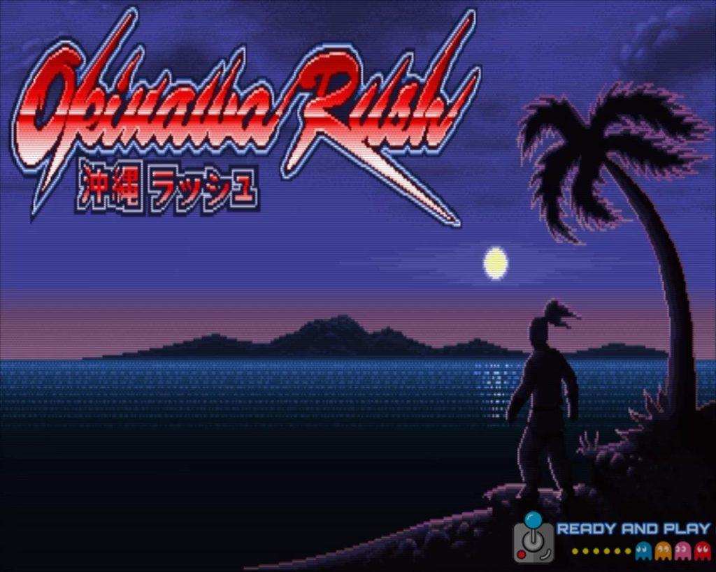Okinawa Rush - Intro