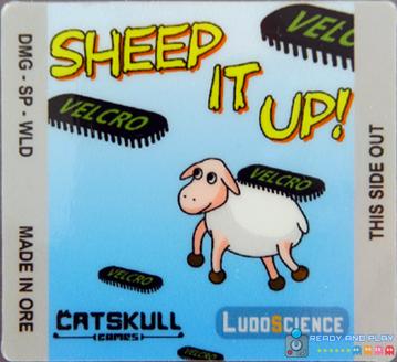 SheepItUp - Cartucho