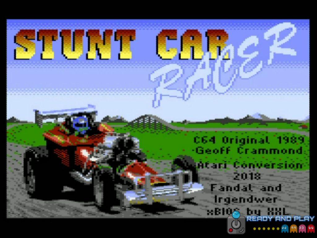 Stunt Car Racer Intro