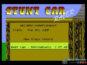 Stunt Car Racer Record