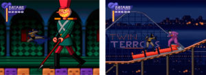 The Adventures of Batman & Robin SNES