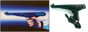 """Zillion Pistola """"Light Phaser"""""""