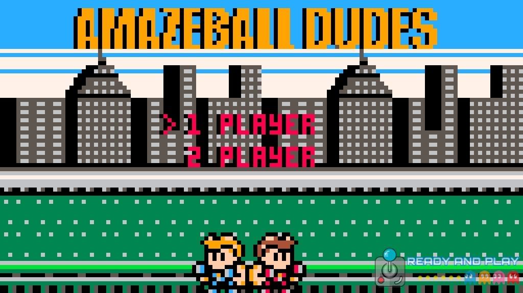 Amazeball Dudes - Intro