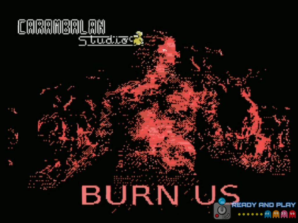 Burn Us - Portada