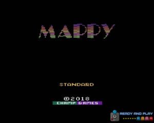 Mappy - Intro