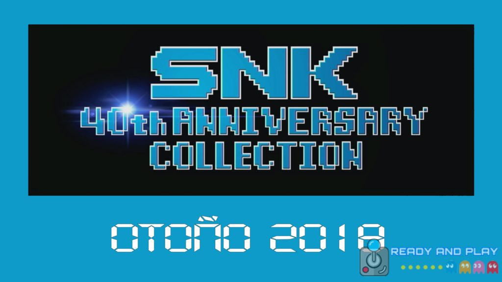 SNK 40 Anniversary Collection
