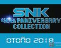 Lo retro llega a Switch con SNK 40th ANNIVERSARY COLLECTION