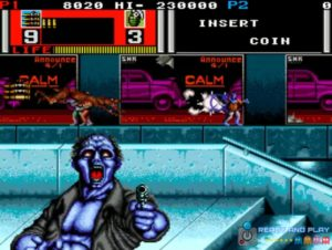 SNK - Beast Busters