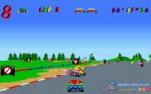 Wacky Wheels - Skunny Kart