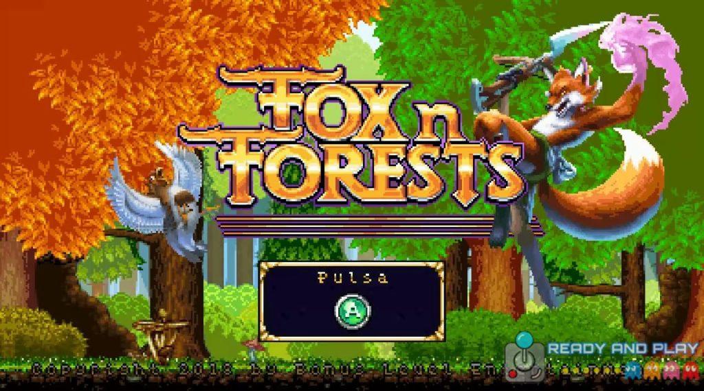 Fox n Forests - Portada