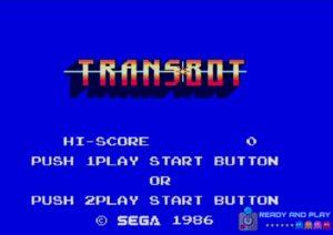 Transbot - Master System