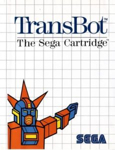 Transbot - Master System - Frontal