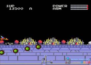 Transbot - Master System - Juego 2