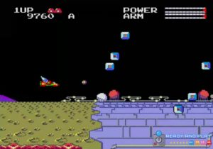 Transbot - Master System - Juego 3