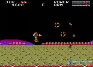 Transbot - Master System - Juego
