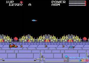 Transbot - Master System - Misiles