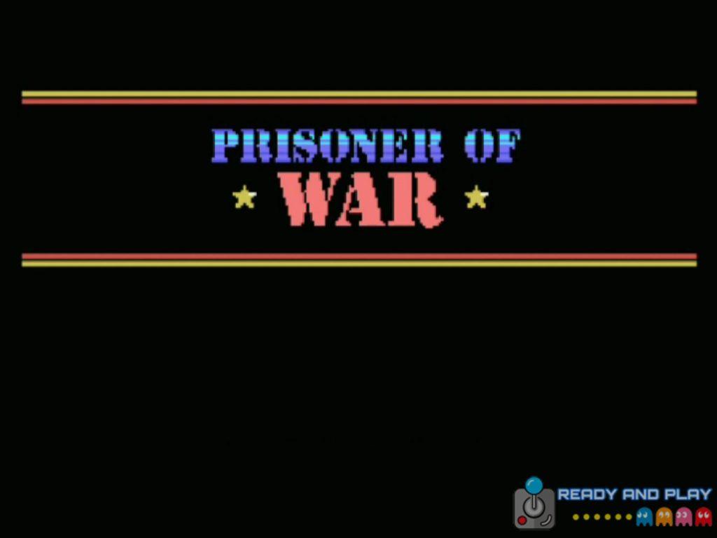 Prisoner of War - Intro
