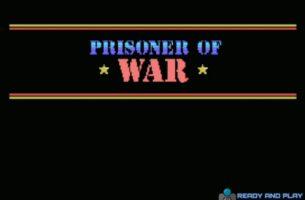 Prisoner of War, lo último de Francisco Téllez de Meneses para MSX