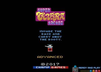 Super Cobra, el homebrew que supera al de la época